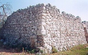 Come Costruire Un Muro Di Pietra.Pajare E Costruzioni A Secco Paiare Liame Trulli E Pariti Di